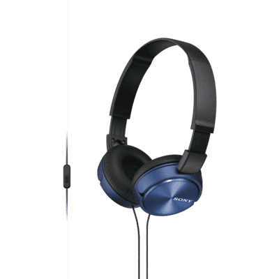 Over Ear Headphone - Blue