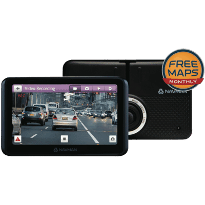 Drive Duo 2 GPS With Dash Cam