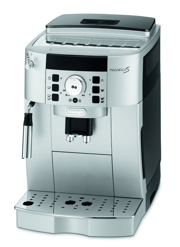 Delonghi - Magnifica S Coffee Machine - Silver