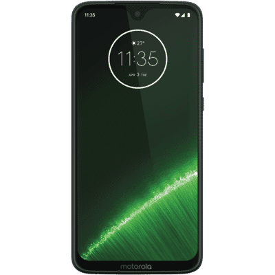 moto g7 plus 64GB - Deep Indigo