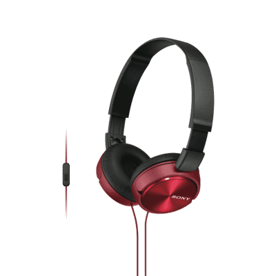 Over Ear Headphone - Red