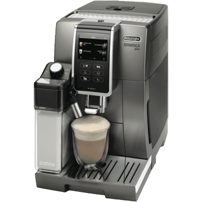 Delonghi - Dinamica Plus ECAM370.95.T Coffee Machine - Silver