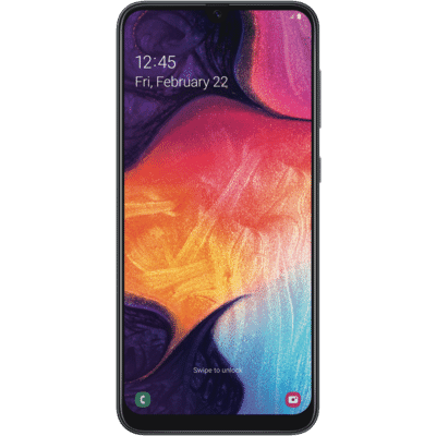 Galaxy A50 64GB Black