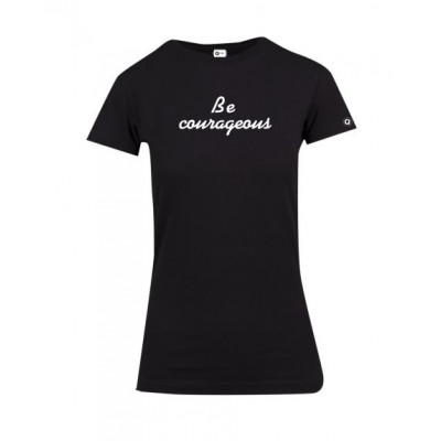 Allyson BeCourageous Ladies Tshirt